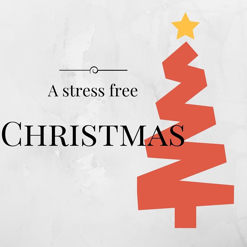 A stress free chistmas